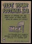 1972 Topps #346   -  Edd Hargett Pro Action Back Thumbnail