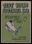 1972 Topps #130   -  Bill Nelsen Pro Action Back Thumbnail