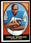 1967 Topps #131  Speedy Duncan  Front Thumbnail