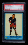 1962 Topps #55  Ted Hampson  Front Thumbnail