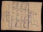 1961 Post Cereal #52 BOX Russ Nixon   Back Thumbnail