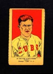 1923 W515-1 #49  Grover Alexander  Front Thumbnail
