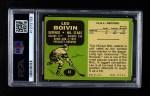 1970 Topps #42  Leo Boivin  Back Thumbnail