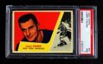 1963 Topps #51  Larry Cahan  Front Thumbnail