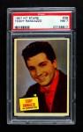1957 Topps Hit Stars #36  Teddy Randazzo  Front Thumbnail