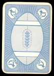 1971 Topps Game #44  Ken Avery  Back Thumbnail