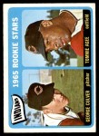 1965 O-Pee-Chee #166  Tommie Agee  Front Thumbnail