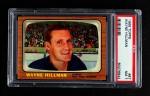 1966 Topps #87  Wayne Hillman  Front Thumbnail