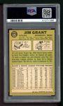 1967 Topps #545  Jim Grant  Back Thumbnail