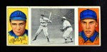 1912 T202 Hassan   -  Dick Egan / Doc Hoblitzel The Pinch Hitter  Front Thumbnail