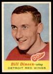 1957 Topps #49  Bill Dineen  Front Thumbnail