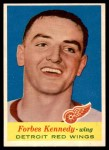 1957 Topps #50  Forbes Kennedy  Front Thumbnail