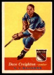 1957 Topps #66  Dave Creighton  Front Thumbnail