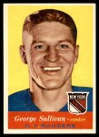 1957 Topps #56  George Sullivan  Front Thumbnail
