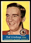 1957 Topps #21  Ted Lindsay  Front Thumbnail