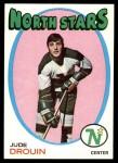 1971 Topps #68  Jude Drouin  Front Thumbnail
