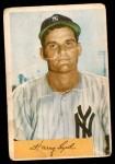 1954 Bowman #49  Harry Byrd  Front Thumbnail