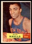 1957 Topps #29  Willie Naulls  Front Thumbnail