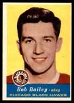 1957 Topps #19  Bob Bailey  Front Thumbnail