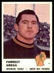 1961 Fleer #94  Forrest Gregg  Front Thumbnail