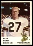 1961 Fleer #122  Dean Derby  Front Thumbnail