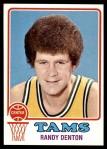 1973 Topps #211  Randy Denton  Front Thumbnail