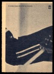 1976 O-Pee-Chee WHA #63   -  Lars-Erik Sjoberg All-Star Back Thumbnail