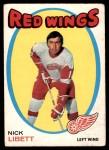 1971 O-Pee-Chee #140  Nick Libett  Front Thumbnail