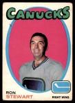 1971 O-Pee-Chee #236  Ron Stewart  Front Thumbnail