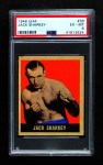 1948 Leaf #38  Jack Sharkey  Front Thumbnail