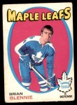 1971 O-Pee-Chee #197  Brian Glennie  Front Thumbnail