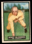 1951 Topps Magic #21  Dewey McConnell  Front Thumbnail