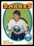 1971 O-Pee-Chee #159  Dave Dryden  Front Thumbnail