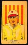 1923 W515-2 #20  Carl Mays  Front Thumbnail