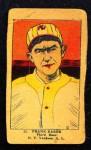 1923 W515-2 #15  Frank Baker  Front Thumbnail