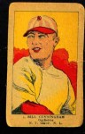 1923 W515-2 #1  Bill Cunningham  Front Thumbnail