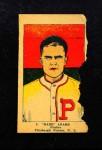 1923 W515-2 #6  Babe Adams  Front Thumbnail