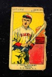 1923 W515-2 #4  Dave Bancroft  Front Thumbnail