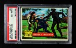 1956 Topps Round Up #9   -  Wild Bill Hickok  Deadly Mistake Front Thumbnail