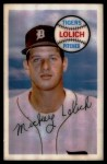 1970 Kellogg's #65  Mickey Lolich   Front Thumbnail