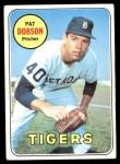1969 Topps #231  Pat Dobson  Front Thumbnail