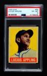 1948 Leaf #59  Luke Appling  Front Thumbnail
