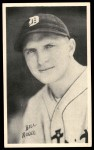 1936 National Chicle Fine Pen Premiums  Bill Rogel  Front Thumbnail