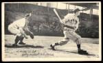 1936 National Chicle Fine Pen Premiums  Lloyd Waner / Gabby Hartnett  Front Thumbnail