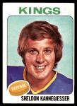 1975 Topps #69  Sheldon Kannegiesser   Front Thumbnail