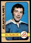 1972 Topps #77  Bill MacMillan  Front Thumbnail