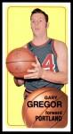 1970 Topps #89  Gary Gregor   Front Thumbnail