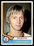 1974 Topps #227  Lynn Powis  Front Thumbnail