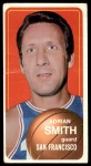 1970 Topps #133  Adrian Smith   Front Thumbnail