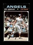 1971 Topps #78  Jim Spencer  Front Thumbnail